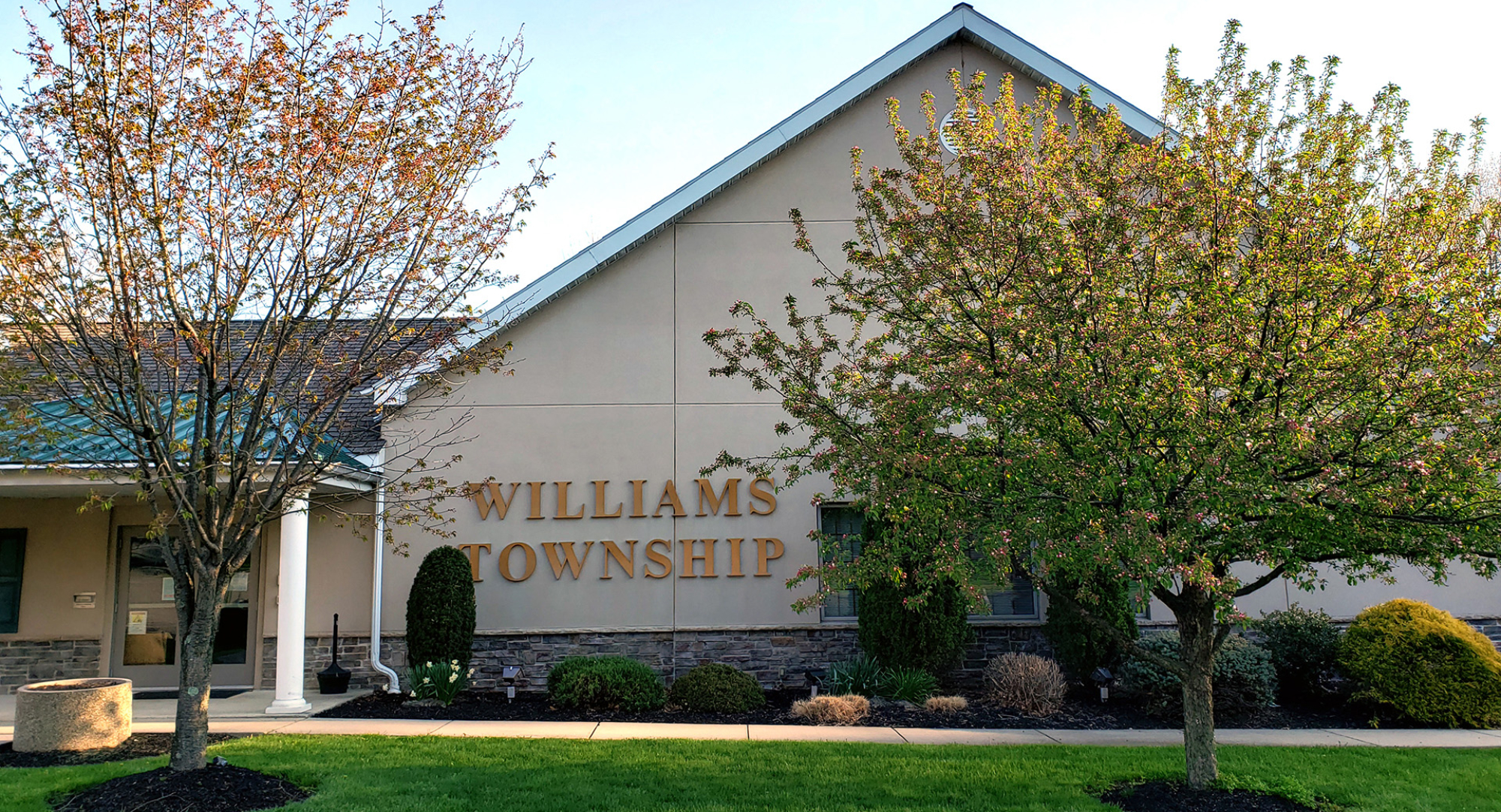 williams-township-building-homepage